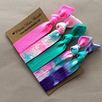 Amazon.com   The Maggie Elastic Hair Tie Ponytail Holder Collection by  Elastic Hair Bandz   Beauty d1958ed138d