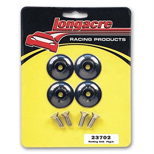 Longacre 23702 Backing Disc for Spoiler Brace