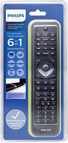 Philips Srp5016 10 Universal Fernbedienung Schwarz Elektronik