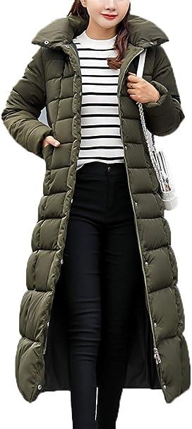 Damen Mäntel Winterjacken Jacken Warmer Wintermantel Parka 2XS-3XL