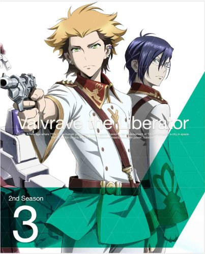 Animation - Valvrave The Liberator 2Nd Season 3 (DVD+CD) [Japan LTD DVD] ANZB-9059