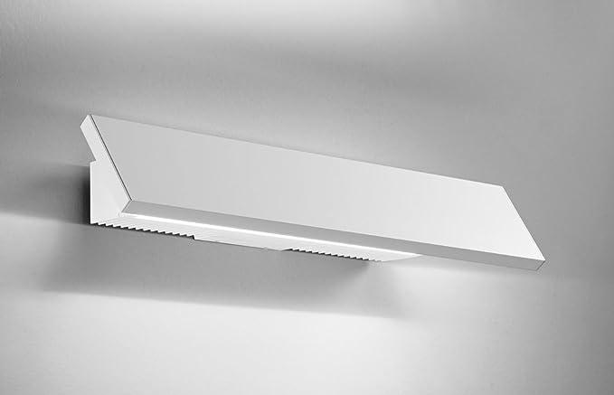 Applique a led regolabile alluminio per esterno e interno colore