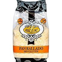 Panceliac Pan Rallado Sin Gluten y Sin Lactosa