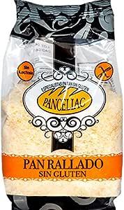 Panceliac Pan Rallado Sin Gluten y Sin Lactosa - 200 gr ...