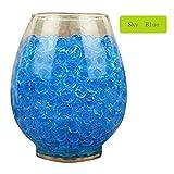 little blue riding hood - Livoty 5000 PCS Water Bullet Balls Water Beads Mud Grow Magic Jelly Balls (Sky Blue)