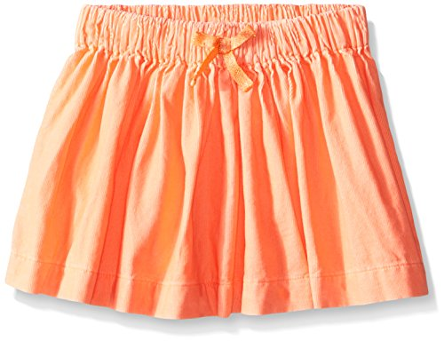 Orange Skirt Corduroy (OshKosh B'Gosh Little Girls' Corduroy Skirt (Toddler/Kid) - Orange - 5)