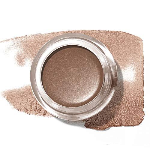 Revlon Colorstay Creme Eye Shadow, Longwear Blendable Matte or Shimmer Eye Makeup with Applicator Brush in Silver Brown…