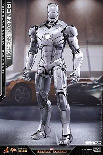 SHOPUS | Hot Toys Iron Man Mark II 1/6th Sixth Scale Action