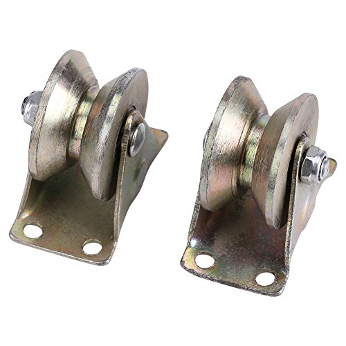 - Sliding Gate Rollers, 2Pcs/Set 2