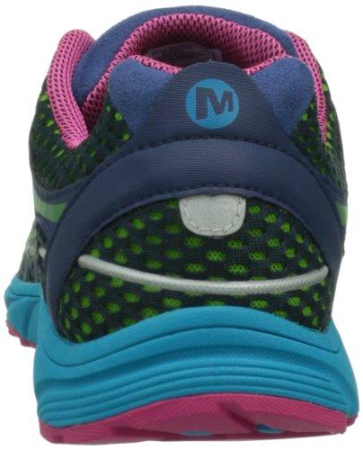 Merrell J57162 - Zapatillas para correr para mujer Azul (Bleu (Blue Depths))