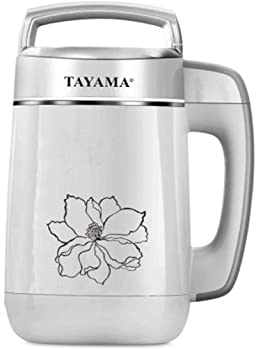 Tayama DJ-15S Stainless Steel Multi-Functional Soymilk Maker