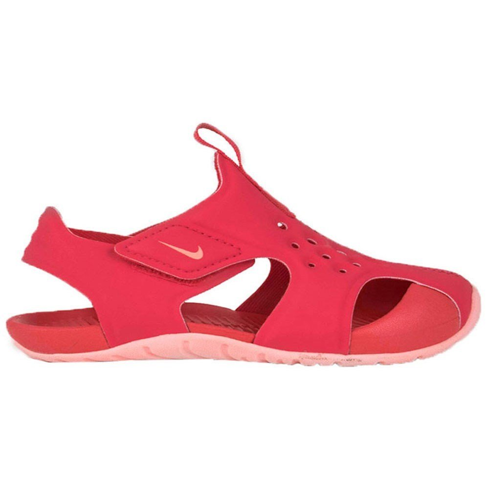 c506b94bc588 Nike Sandals - Sunray Protect 2 (PS) Pink Pink Coral Size  32   Amazon.co.uk  Shoes   Bags