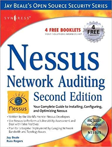 Nessus Network Auditing: 9781597492089: Computer Science