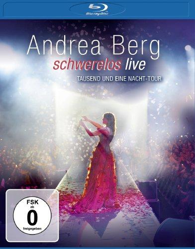 Blu-ray : Andrea Berg - Schwerelos: Live (Blu-ray)