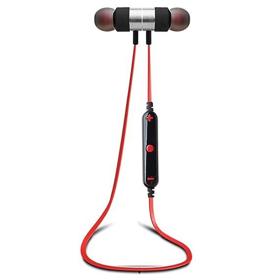 Amazon Com Airobe In Ear Earbuds Bluetooth Csr4 1 Wireless Earphone