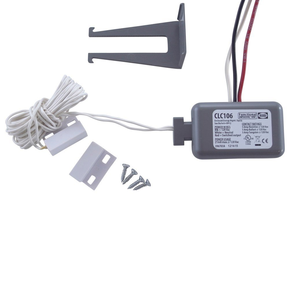 Rib Clc106 Closet Lighting Control Wiring A Light