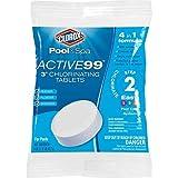 "Clorox Pool&Spa Active99 Chlorinating Tablets, 3"" 8 oz tablet"
