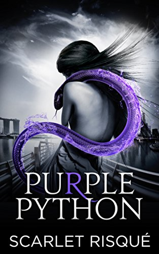 Purple Python: Femme Fatale Spy (HOURGLASS Book ()