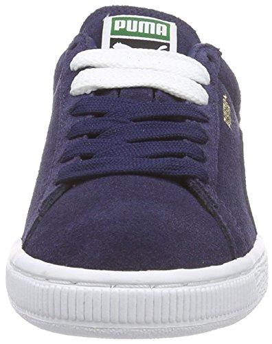 – Unisex Suede Peacoat 52 peacoat Sneaker Adulto Classic Puma Blu white xSqInpx