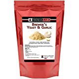 Thomas Labs Brewer's Yeast & Garlic Powder, 16 oz.