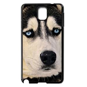 Diy Beautiful Lovely Little Dog Custom Cover Phone Case for samsung galaxy note 3 Black Shell Phone [Pattern-3]