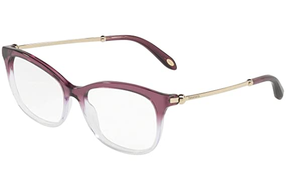 2b98b86aae5 Amazon.com  Tiffany   Co. TF2157 Eyeglasses 52-16-140 Transparent ...