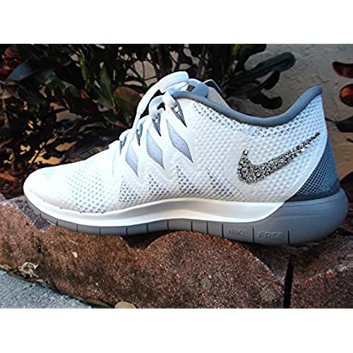 separation shoes 1d1e2 3f49d well-wreapped Nike Womens Free 5.0 V4 Sneakers With ...