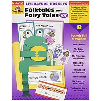 Literature Pockets Gr 2-3 Folktales