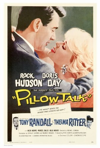 Pillow Talk POSTER Movie (27 x 40 Inches - 69cm x 102cm) (1964)