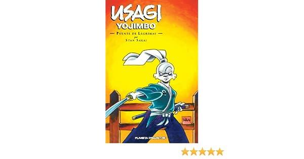 Usagi Yojimbo nº 23: Puente de lágrimas: 98 Independientes ...