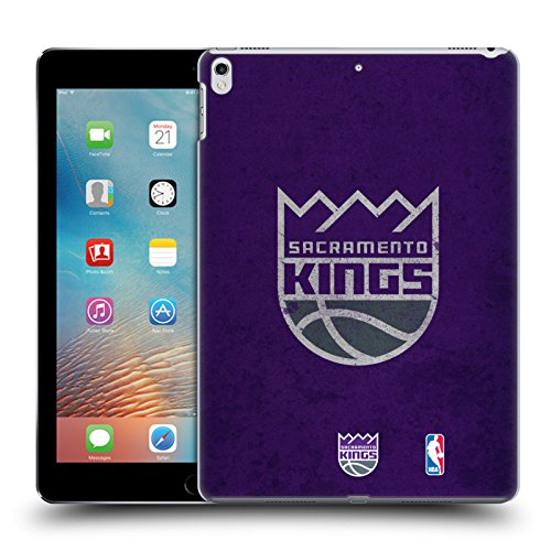 Official NBA Distressed Sacramento Kings Hard Back Case for Apple iPad Pro 10.5 (2017)