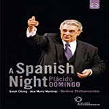 Berliner Philharmoniker - Placido Domingo Conducts A Spanish Night - Waldbuhne Berlin
