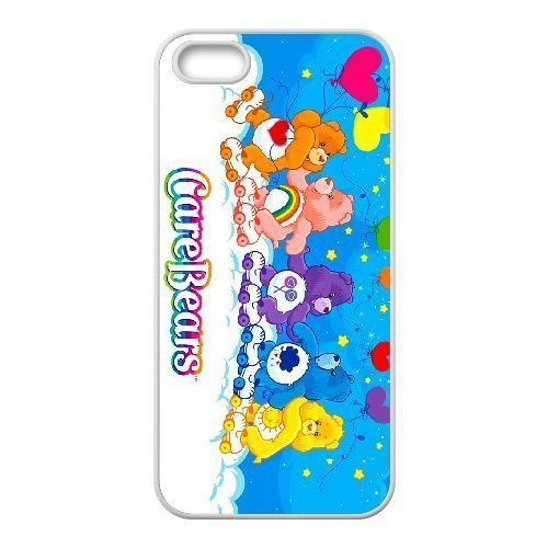 generic-for-iphone-5-5s-cell-phone-case-white-care-bear-custom-hfgljsglf8866