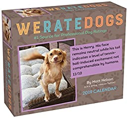 WeRateDogs 2019 Day-to-Day Calendar