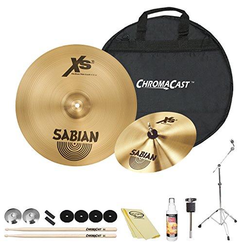sabian cymbal package - 8