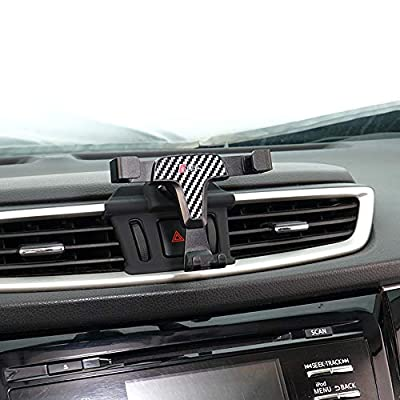 BEHAVE Phone Holder for Rogue Nissan,Adjustable Air Vent Phone Holder,Car Holds Mount for Rogue Nissan 2020 2020,Car Phone Mount for iPhone6-11,for Samsung,Smartphone for 4-6.5 Inches