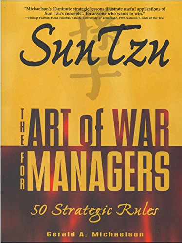 art of war for managers