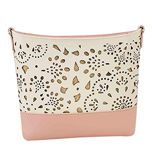 Cinsanong Womens Bags Sale! Headphone Hole Shoulder Mobile Phone Slung Elegant Design Girl Smiley Backpack