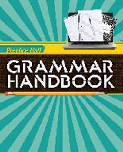 WRITING AND GRAMMAR 2010 GRAMMAR HANDBOOK GRADE 09