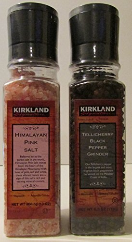 Kirkland Signature Himilayan Pink Salt and Tellicherry Black Pepper Combo Pack by Kirkland Signature (Image #3)