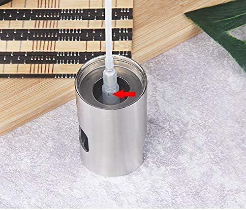 bottiglia di olio doliva arrostire Iordan Oil Spruzzatore di olio in vetro 100 ml per cucinare pasta e insalata cuocere grigliare fare insalata