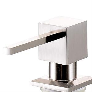 Wovemster Sink Soap Dispenser Soap Dispenser Kitchen Sink Soap Dispenser Cleaning Bottle Washing Mobile Phone Sink Accessories A