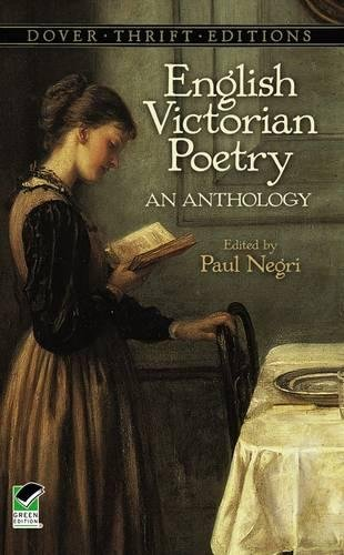 English Victorian Poetry:Anthology