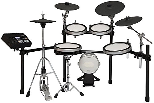 (Yamaha DTX 760K Electronic Drum Set with)