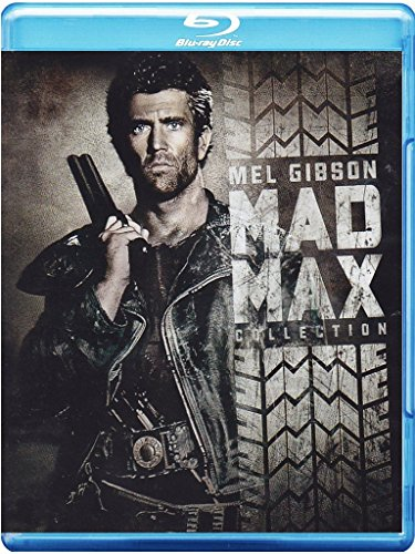 Mad Max Collection (Trilogy) - 3-Disc Set ( Mad Max / Mad Max 2: The Road Warrior / Mad Max Beyond Thunderdome ) ( Mad Max / Mad Max 2 / Mad Max 3 ) [ Blu-Ray, Reg.A/B/C Import - Italy ]