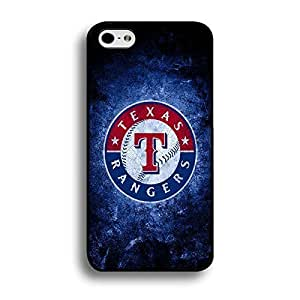 Diy For Iphone 4/4s Case Cover Personalized MLB Texas Rangers Baseball Team Logo Sports Diys Hard Plastic PC Style Durable Protection Phone Accessories for Men