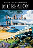 Death of a Policeman (Hamish Macbeth Mysteries)