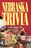 Front cover for the book Nebraska Trivia by Gabe Parks
