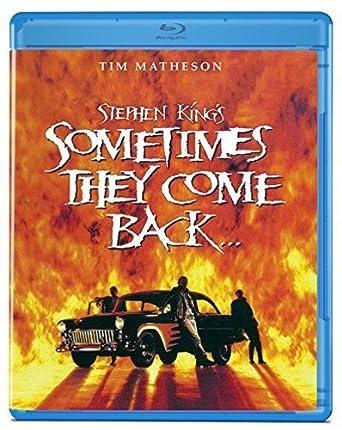 Amazon com: Sometimes They Come Back [Blu-ray]: Tim Matheson