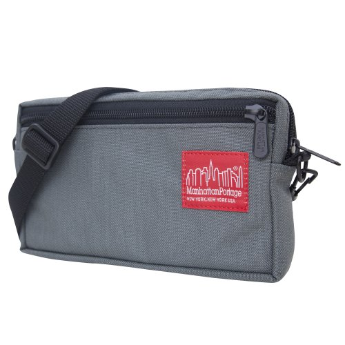Manhattan Portage Jogger Mini Bag, Grey